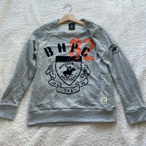 Beverly Hills Polo club sweater shirt. Size S
